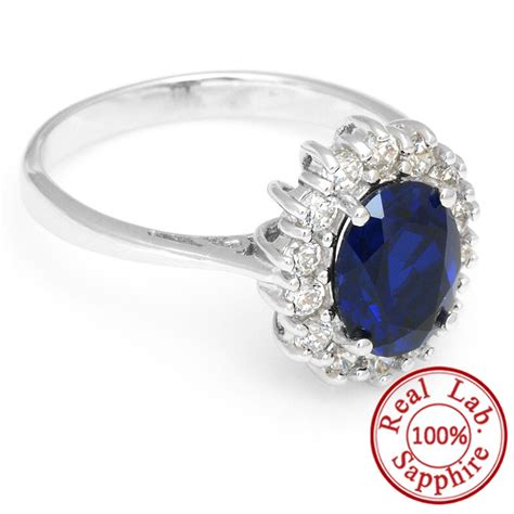 kate princess diana william 2 5ct blue sapphire engagement