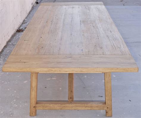 large tables for sale large farm table with extensions in vintage reclaimed