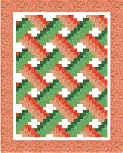 weaver fever by kenley quilting pattern