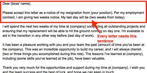 write resignation letter burning bridges