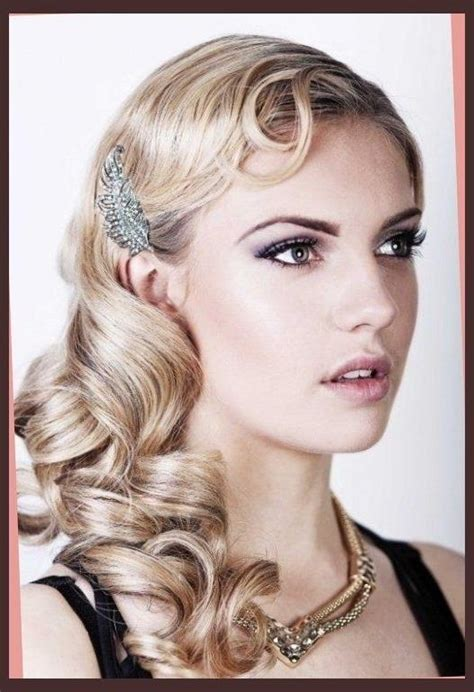 Best 25 Flapper Hairstyles Ideas On Pinterest 1920s | 15 best of long hairstyles of the 1920s