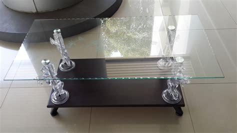 Jual Lu Tidur Unik Di Malang harga meja tamu kaca minimalis murah di malang
