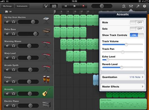 Garageband Hardware Garageband Ios Updated With Cut Paste
