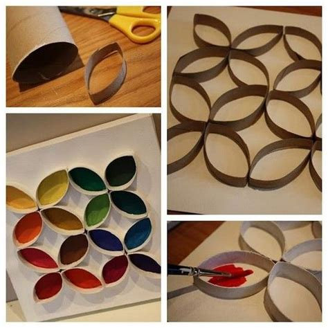 Things You Can Make Out Of Toilet Paper Rolls - 13 upcycled toilet paper roll crafts crafts to do with