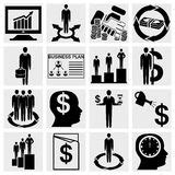 Set Of Business Icons Human Resource Finance Royalty Free Stock Photos Image 33611768 Human Resource Business And Management Icon Set Stock Vector Illustration Of Company