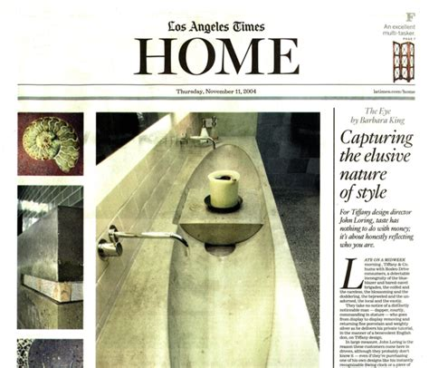 los angeles times home and design los angeles times home cover story cheng design