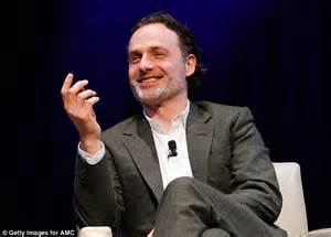 andrew lincoln character walking dead s andrew lincoln says love actually character