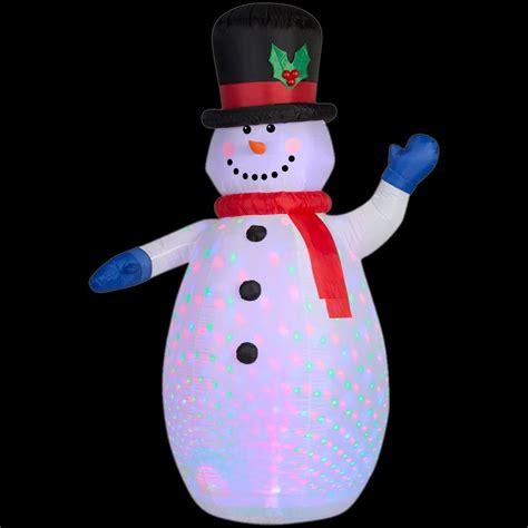 inflatable snowman buy inflatable snowman online santa