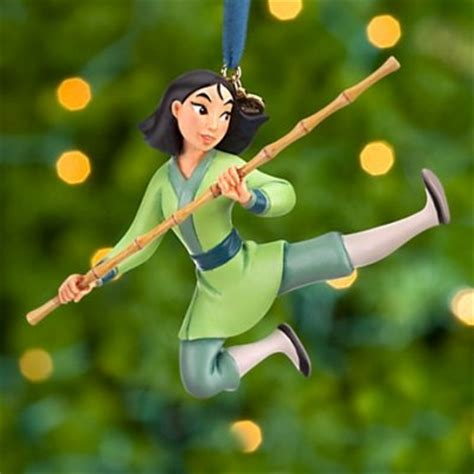mulan sketchbook ornament 2013 from our christmas