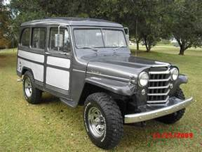 willys wagons