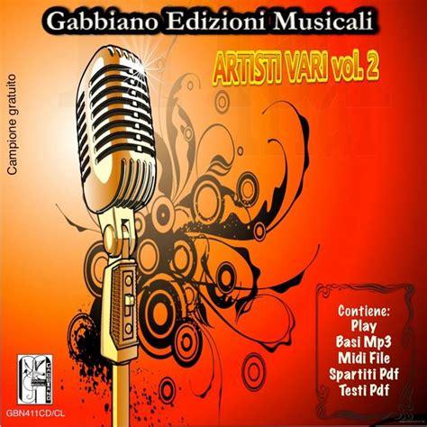 gabbiano edizioni musicali artisti vari vol 2 album gabbiano edizioni musicali