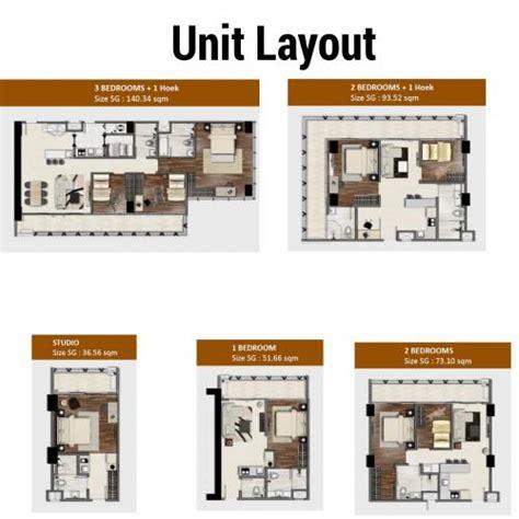 layout apartemen central park jakarta jual apartemen jakarta pusat apartment jakarta pusat for