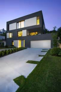 modern style architecture family home in slovakia paying tribute to comfortable modern living villa m freshome com
