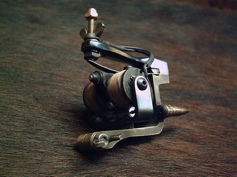 handmade tattoo machines 24 best handmade rotary machine ideas images on
