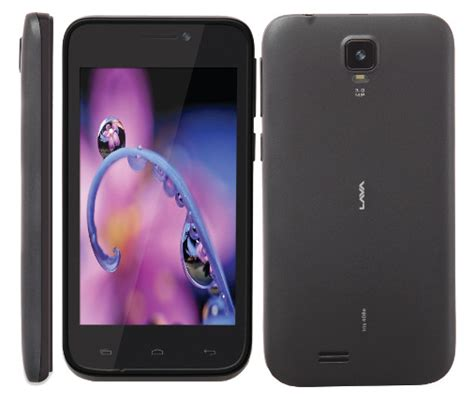 pattern unlock lava iris lava iris 408e with 4 inch display now available for rs 3829