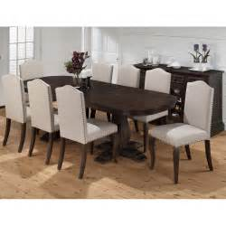 Rectangle Dining Room Table Sets Grand Terrace 634 102 Wood Rectangle Dining Table Chairs By Jofran Humble Abode