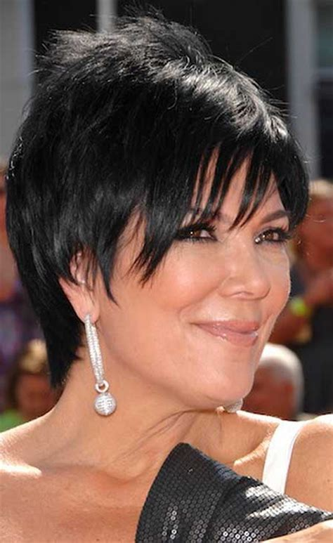 kris jenner haircut back view back view of kris jenners hairstyle short hairstyle 2013