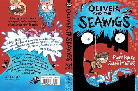 oliver and the seawigs final seawigs covers sarah mcintyre