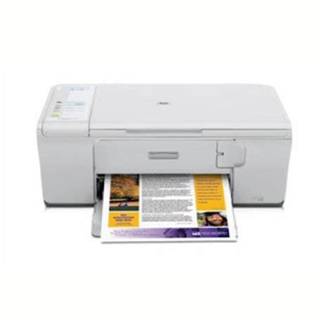 Printer Hp F4210 a for electronic items hewlett packard hp