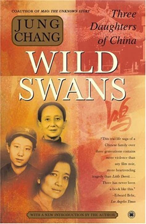 chang books swans by jung chang book review ink