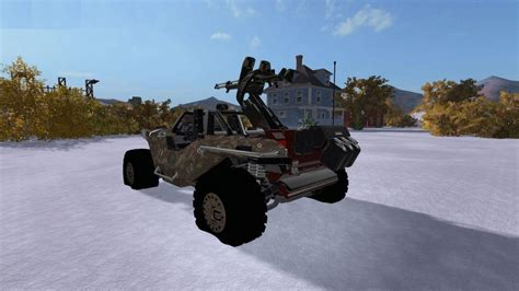 Halo Ls by Halo Warthog V 1 0 Vehicles Farming Simulator 2017 Mod