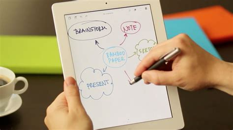 How To Make Bamboo Paper - wacom released note taking app bamboo paper