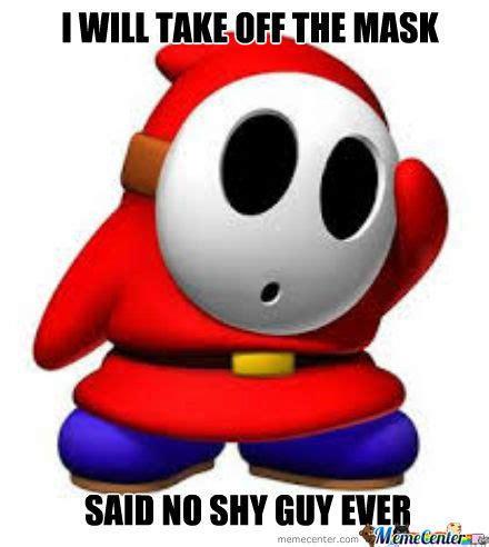 Shy Meme - shy guy by luckiswithme meme center