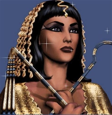 imagenes reinas egipcias nefertiti cleopatra dos reinas poderosas de egipto