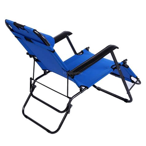 Folding Lawn Chair Lounger by Folding Chaise Lounge Chair Patio Outdoor Pool Lawn
