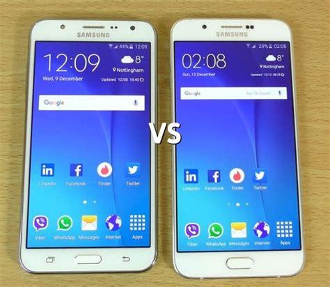 Samsung A8 Vs J7 Prime comparaci 243 n de samsung galaxy a8 vs j7 trucos galaxy