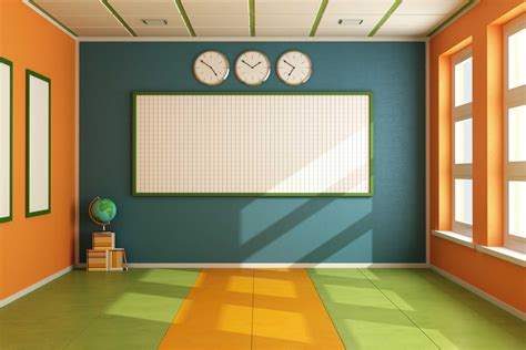 classroom clipart ceiling clipart room background pencil and in color