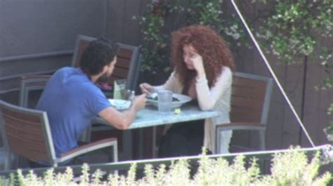 Shia Lebeouf Makes Out With Mop Thingy by Shia Labeouf Adds To His Mohawk Hairstyle As He Gets The