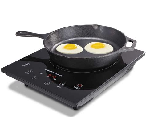 induction cooking hamilton beach 174 induction portable cooktop