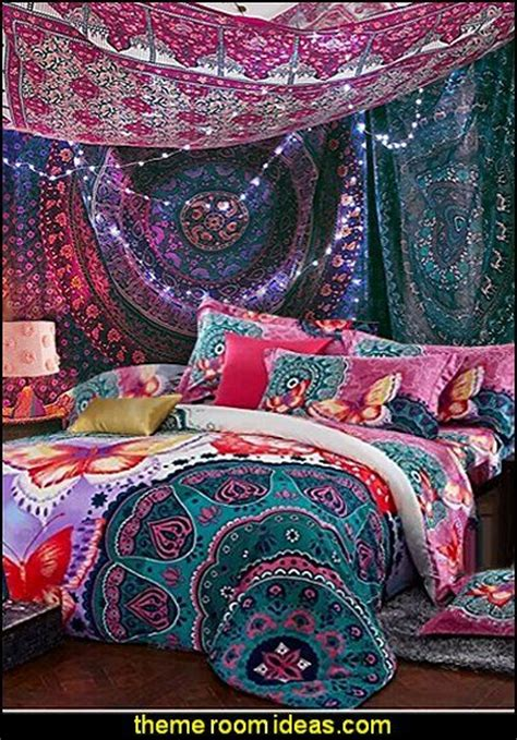 gypsy bedding 1000 ideas about bohemian bedrooms on pinterest