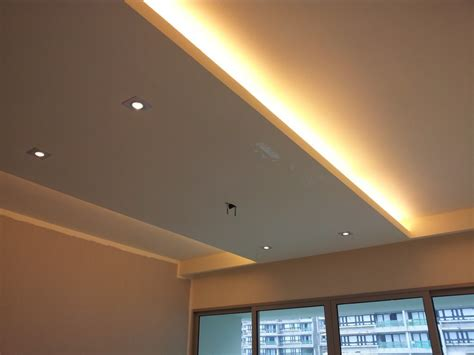 L For Ceiling by Ceiling False Ceilings L Box Partitions Lighting