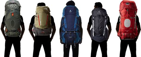 Backpack Size by The 10 Best Backpacks For Hiking New Buying Guide