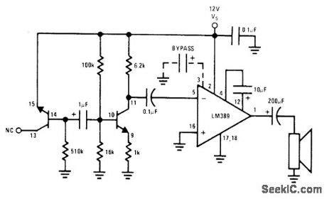 zener diode noise spectrum zener diode noise generator 28 images index 130 signal processing circuit diagram seekic