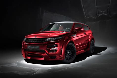 customized range rover evoque hamann range rover evoque bling bling car tuning