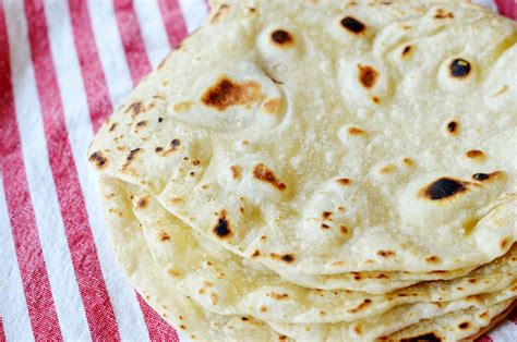 Handmade Tortilla Recipe - tortillas tasty kitchen