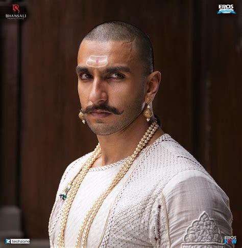 biography of movie bajirao mastani revealed here s the first look of ranveer singh as
