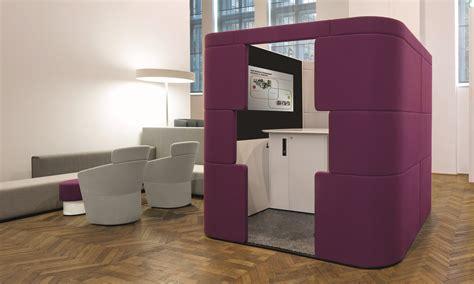 bureau d 騁udes acoustique cabine de bureau acoustique avec 233 clairage int 233 gr 233 pour