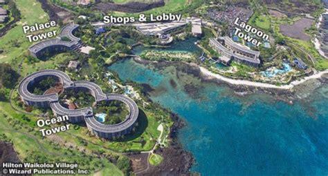 Marriott Maui Ocean Club Floor Plan Hilton Waikoloa Village Hawaii Revealed