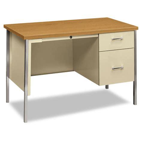 Hon Desk Parts by Hon 34002rcl 34000 Series Single Pedestal Desk