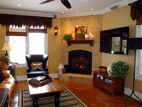 Pictures Of Family Rooms With Fireplaces by Decoration Decorating Ideas For Family Room Interior