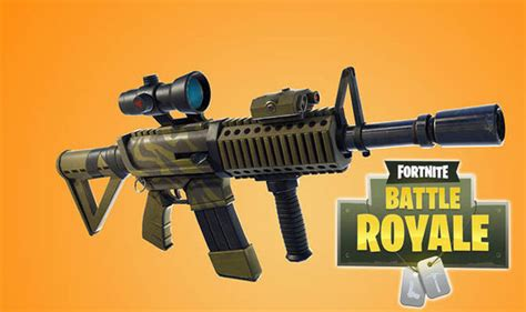fortnite patch notes update  revealed  assault