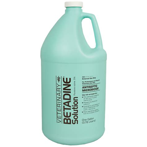 betadine for dogs betadine solution gallon