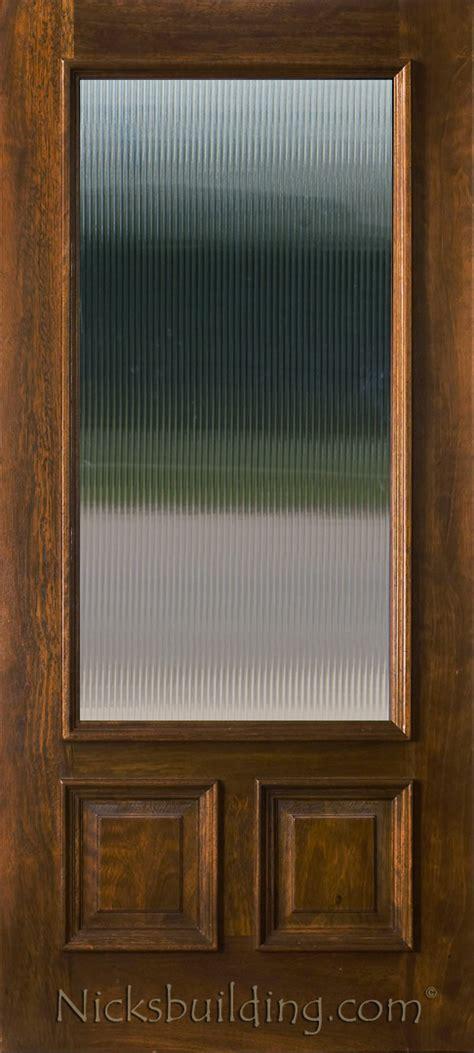 Reed Doors by Exterior Single Mahogany Doors