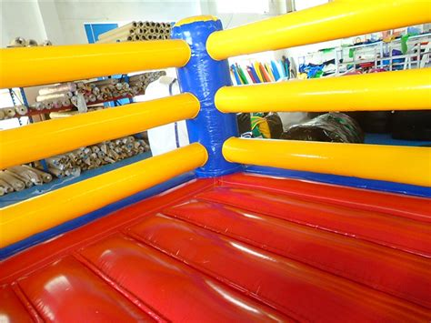 cheap airblown boxing ring buy outdoor