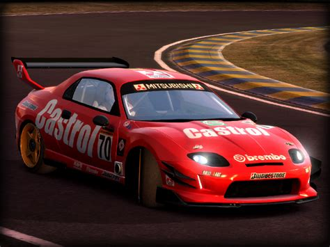 mitsubishi fto race car trackmania carpark view topic fto lm race car