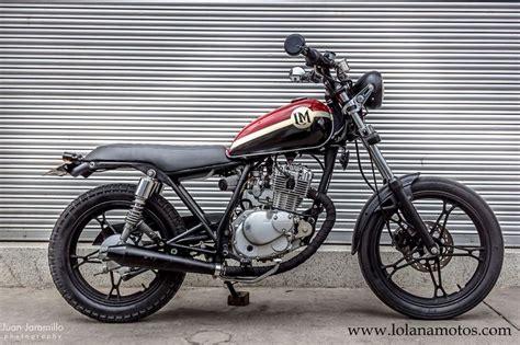 Motorrad Suzuki Gn 250 by Bobber Suzuki Gn 250 Zoeken Motorrad